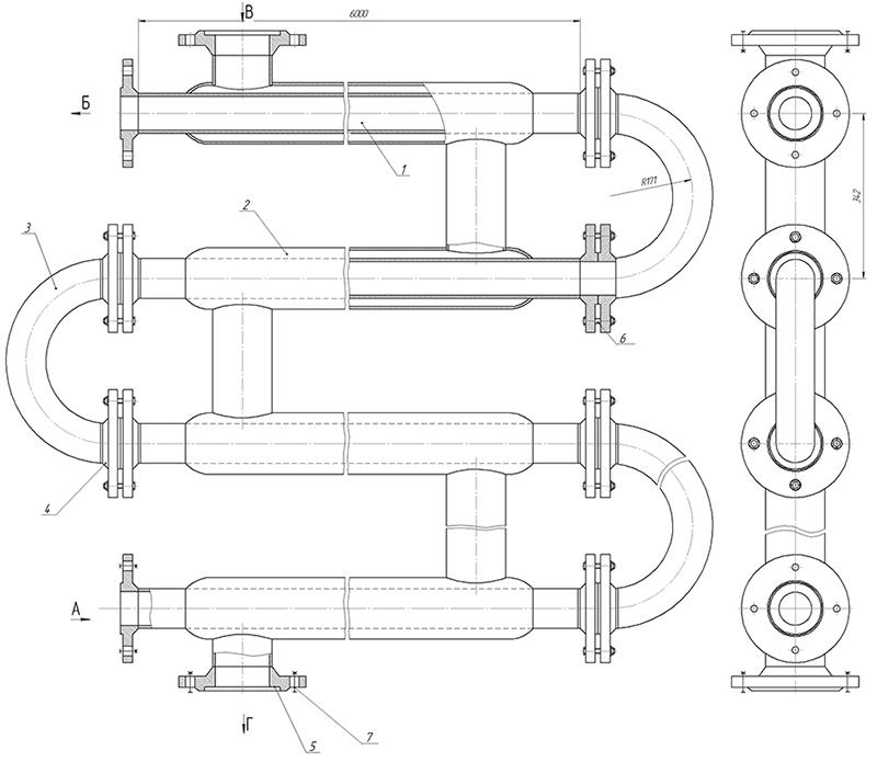 Каталог теплообменников труба в трубе Уплотнения теплообменника Sondex S67 Владимир