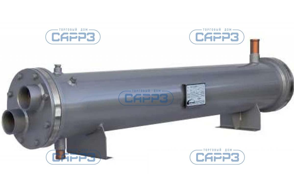 Конденсатор кожухотрубный (кожухотрубчатый) типа КНВ Москва технология чистки теплообменников